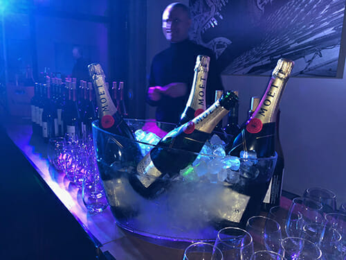 Event Space | Event Venue | Wedding Venue | Licensed Bar | Celebration | Alcohol | Möet | Auckland Venue
